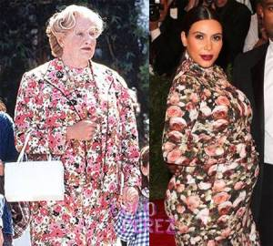 Mrs. Doubtfire for the win.